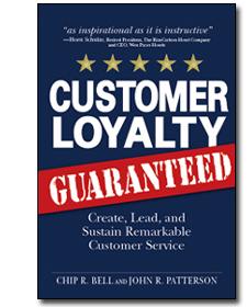 Customer Loyalty Guaranteed